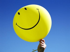 smily ballon